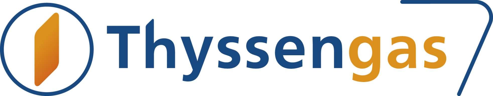 Thyssengas Logo